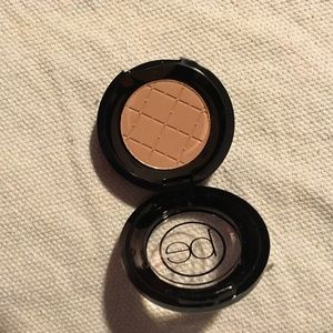NWOT BeautiControl mineral eye shadow Latte .04oz